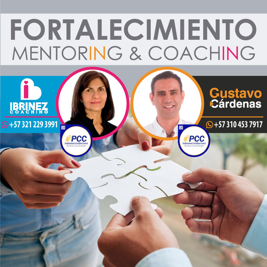 fortalecimiento mentoring coaching